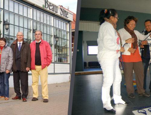 Vrienden uit Suriname: welkom!